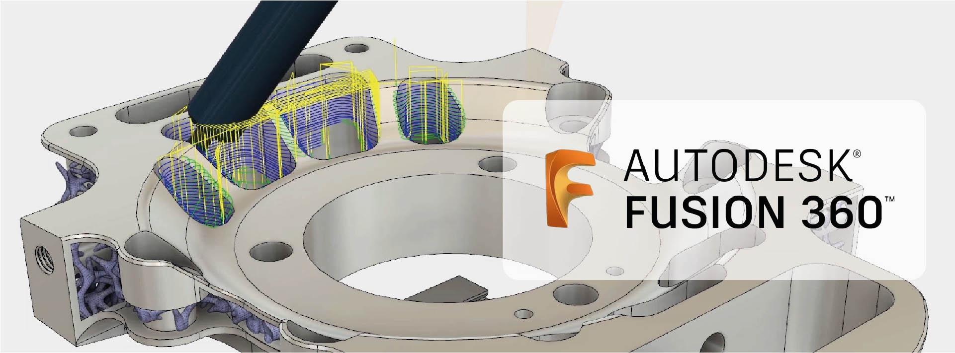 Diseño y Fresado CNC con Fusion 360